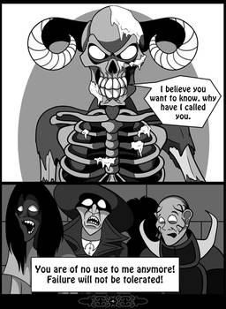 Blood comic- Page 4
