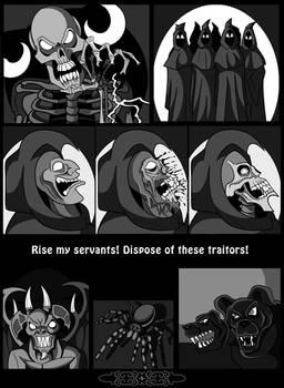 Blood comic- Page 5