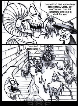 Blood comic- Page 8