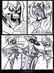 Blood comic- page 9 by MechanicalFirefly