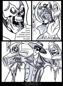 Blood comic- page 9