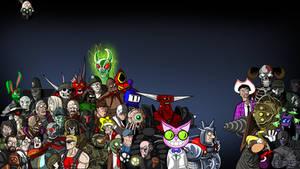 Gamer's wallpaper extended version