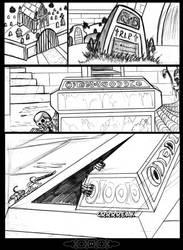Blood comic - page 12 by MechanicalFirefly