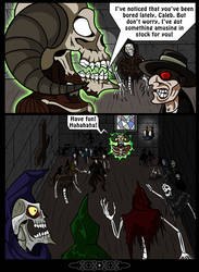 Blood Comic - page 8 (color) by MechanicalFirefly