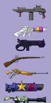 Terraria weapons