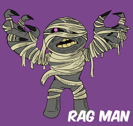 Binding of Isaac- Rag Man