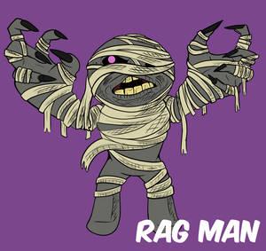 Binding of Isaac- Rag Man