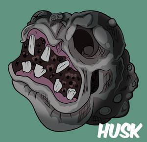 Binding of Isaac- Husk
