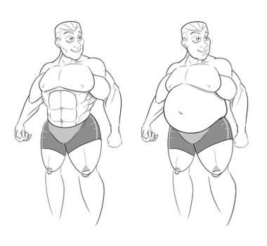 Fit/Fat by MechanicalFirefly