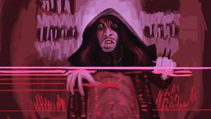 Zargotrax the evil wizard speedpaint