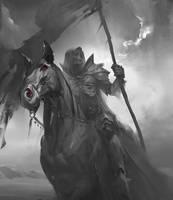 Dark Rider Opt by NikolayKarelin
