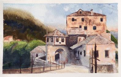 MapCrunch: Mostar