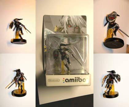 Custom Dark Link Amiibo