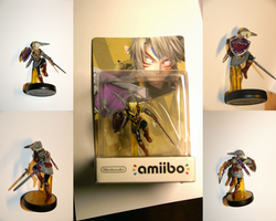 Custom Fierce Deity Link Amiibo
