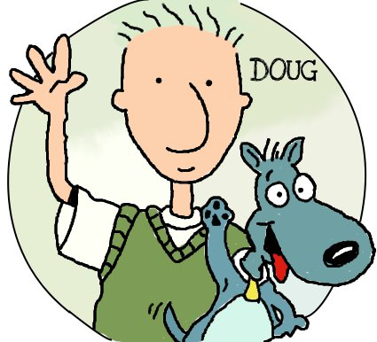 Gallery For > Doug Funnie Quailman Doug Costume