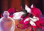 [PC] PrincessAngelDust by lunastyczna
