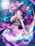 [Fanart] ruler of love