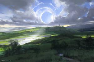 plains by YihyoungLi