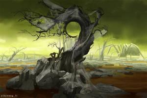 swamp by YihyoungLi