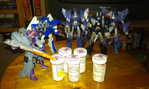 Galvatron's Discovery