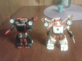 Battlechargers 2012 Robot Modes