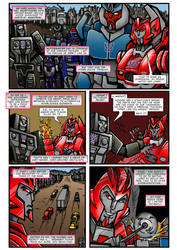 Transformers: Extreme Mechover Page 01 by ShadowApook