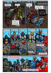 Transformers: Extreme Mechover Page 02 by ShadowApook