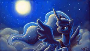 Art Academy Sketchpad: Luna