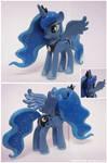 Princess Luna custom *more pics in description*