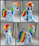 Rainbow Dash V3