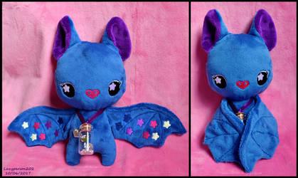 Starry Night Bat Plush