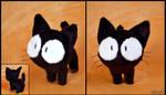 FLCL Tekkun Cat Plush