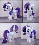 Large Rarity Plush
