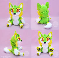 <b>Fizz Custom Plush</b><br><i>SophiesPlushies</i>
