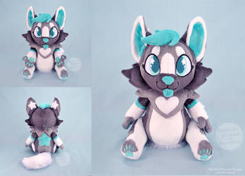 Kaycey Plush by SewYouPlushieThings