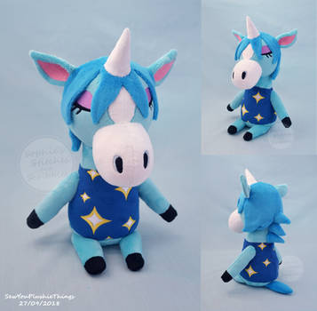 Animal Crossing - Julian Plush by SewYouPlushieThings