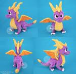 Spyro The Dragon - Reignited Plush