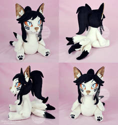 Lileth Plush by SewYouPlushieThings