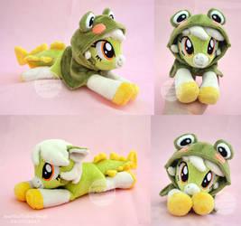 Ribbit Pony Beanie