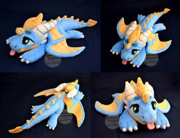 Wandering Dragon Plush