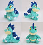 Shiny Feraligatr Plush