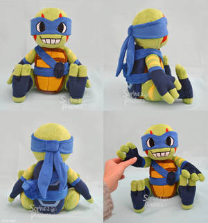 Leo - Ninja Turtles Plush