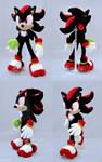 Shadow the Hedgehog Plush