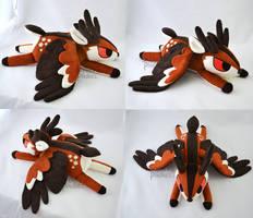Deer OC Plush