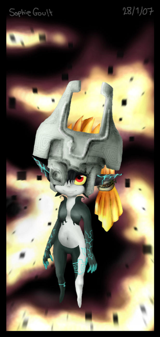 rule 34 midna