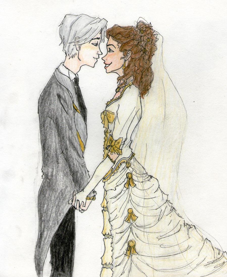 Jem and Tessa Wedding by Applenoob45 on DeviantArt