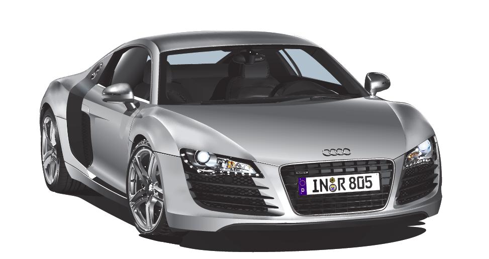 Audi R Perfect Vector By LoinCandy On DeviantArt - Audi car vector