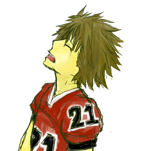 Eyeshield 21 Dinosaur: ES21: Tears Of Joy By Yamino-kun On DeviantArt