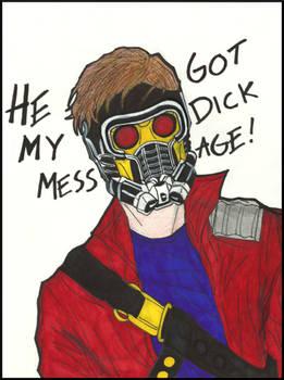 Star-Lord, Man