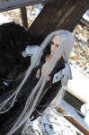 BJD Sephiroth cosplay